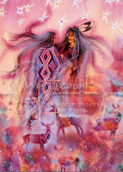 Native American Valentine Our Vows By King Kuka